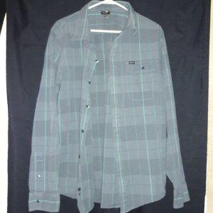 LRG Large button up dress shirt